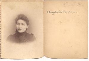 Elizabeth Rosson